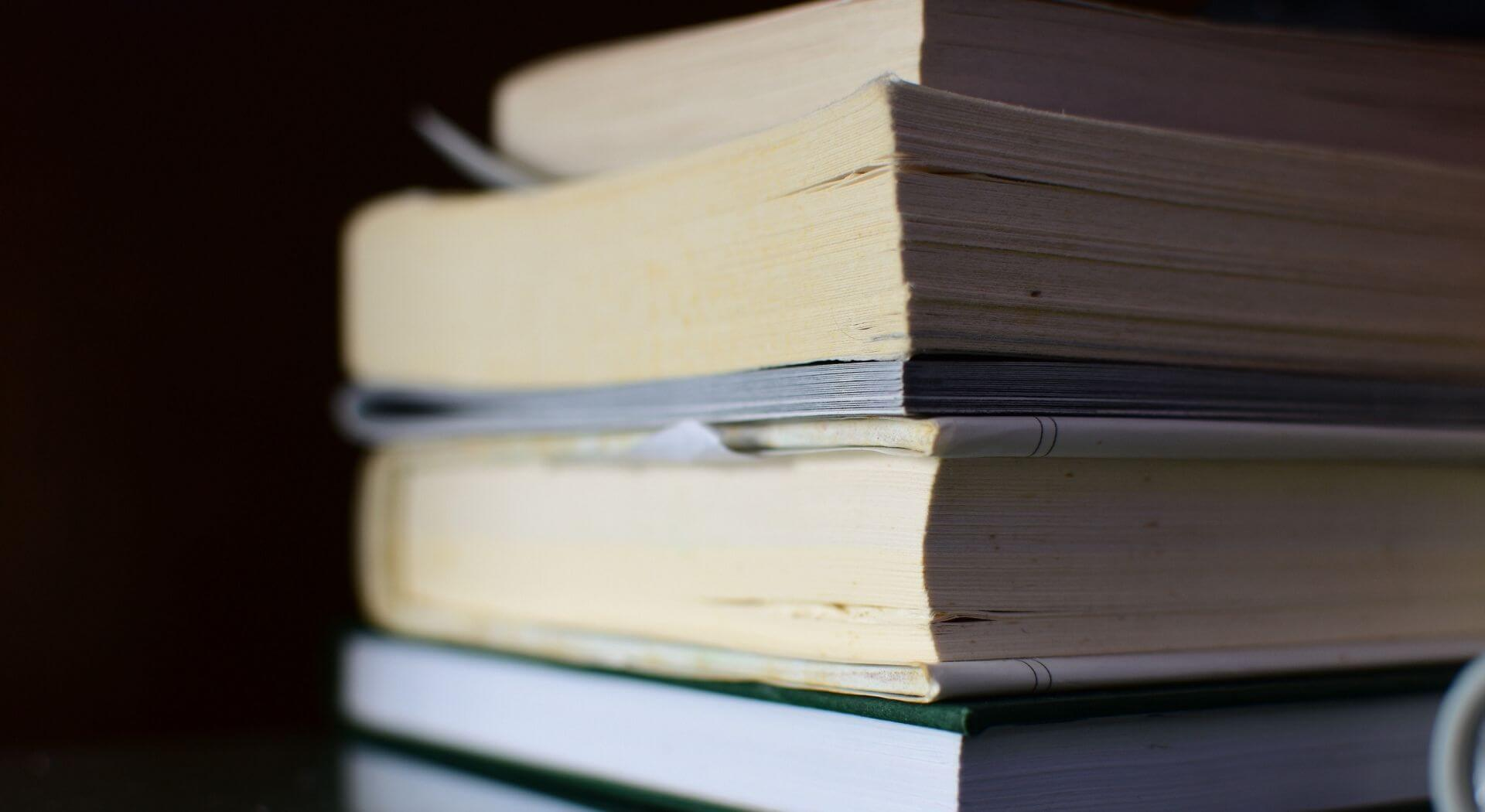 Stack of Books | The End of Killing