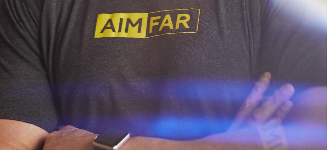 Aim Far - Non-Lethal Weapons | Rick Smith