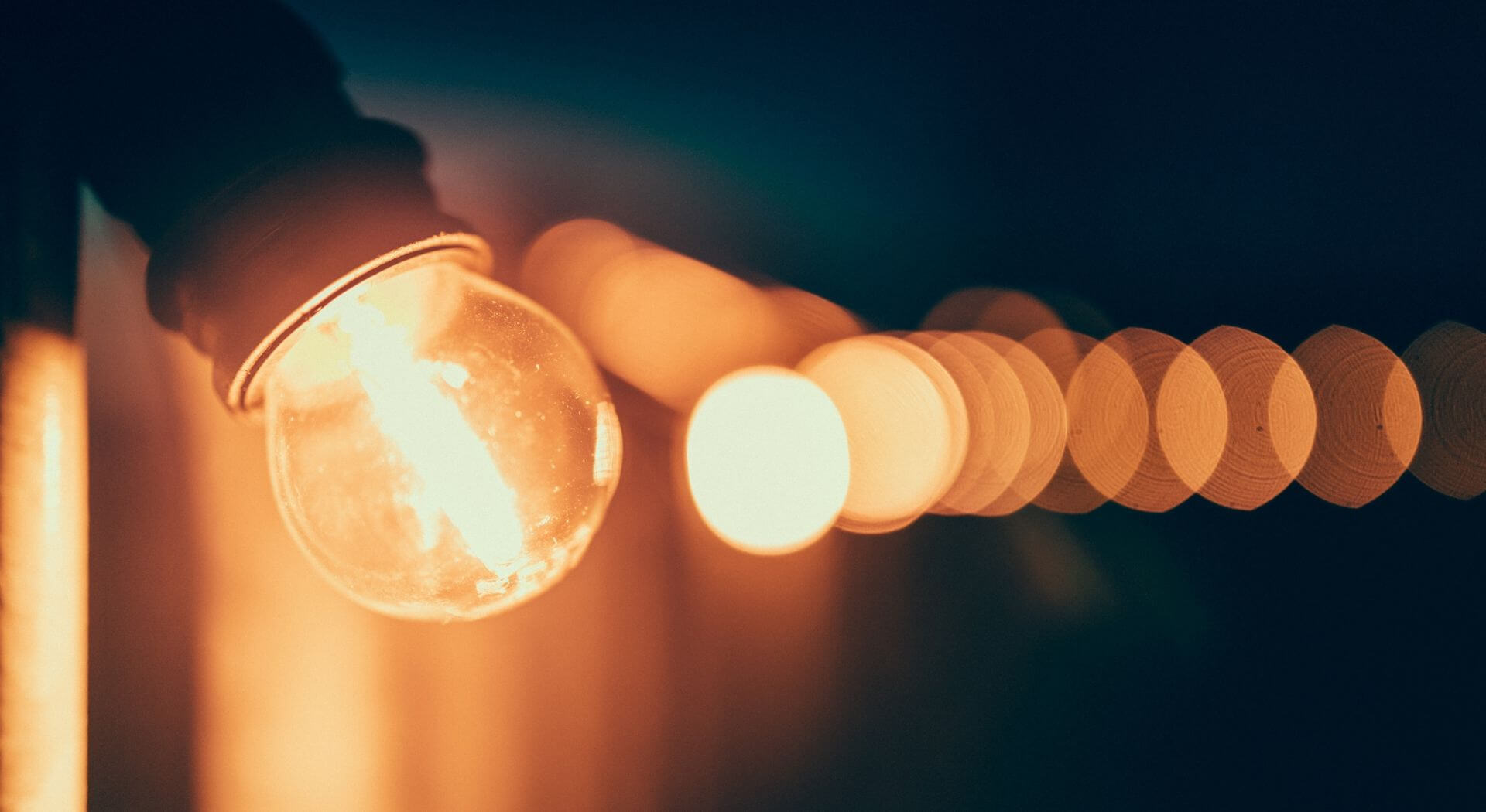 Incandescent Light Bulb | Rick Smith, The End of Killing Book